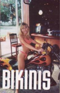 Biker Girls #1 page