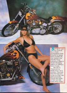 Outlaw Biker #105 page