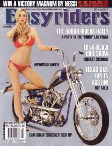 Easyrider April 2015