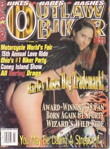 Outlaw Biker #123